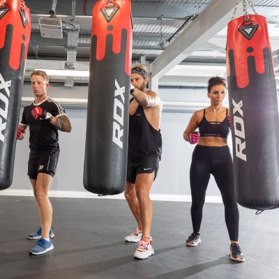 Ultimate Fitness Battle Class